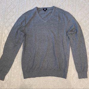 Cashmere Blend Men's Sweater
